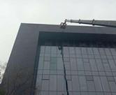 玻璃幕墙检测