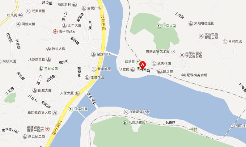 中凯南平检测服务中心