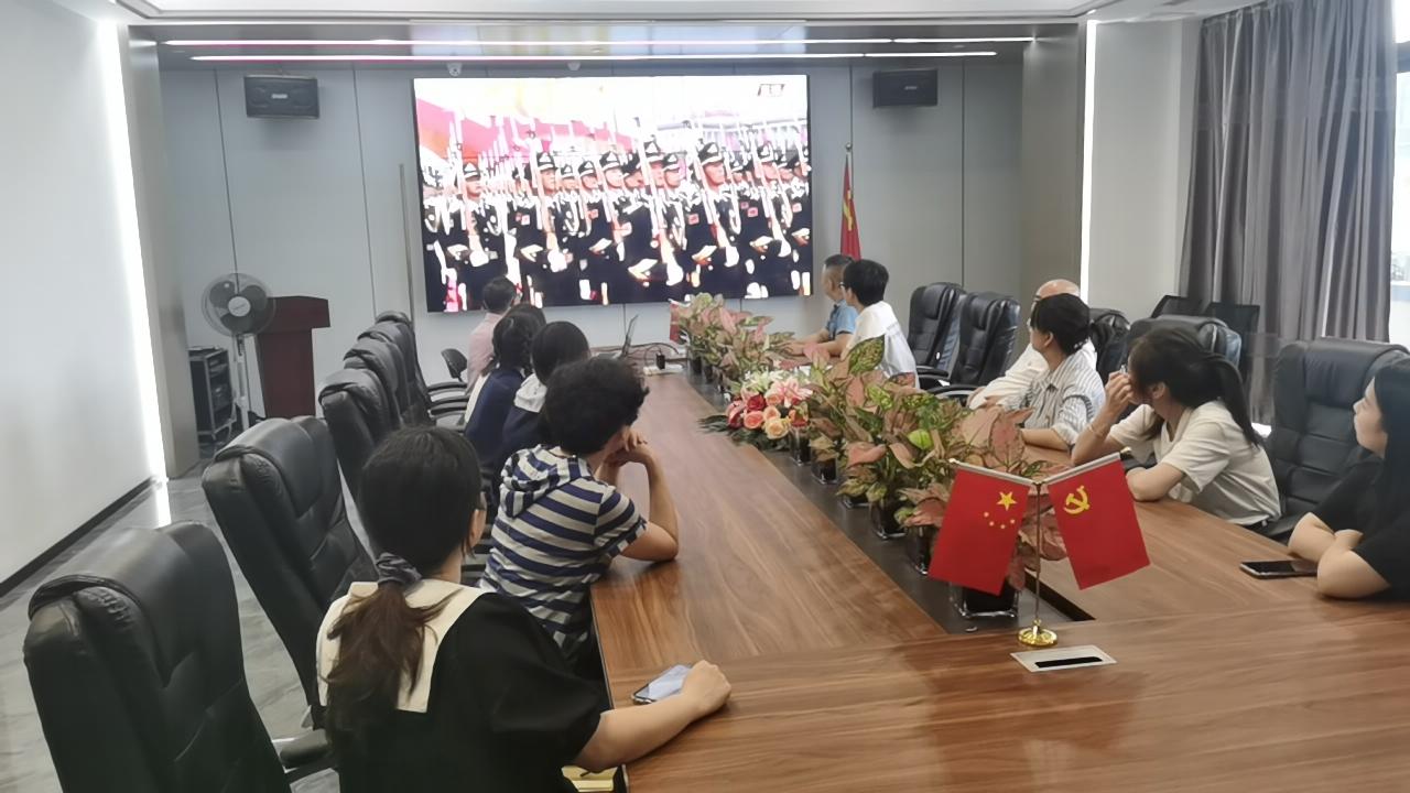 【庆祝建党100周年】百年与共同心致远